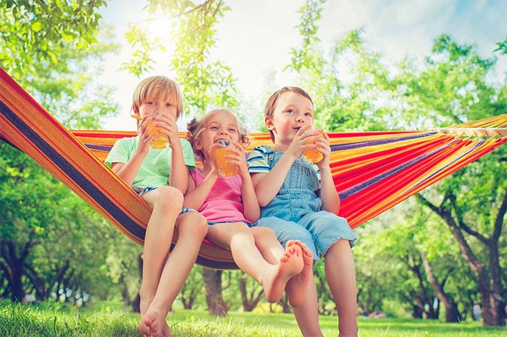 best backyard hammock with stand