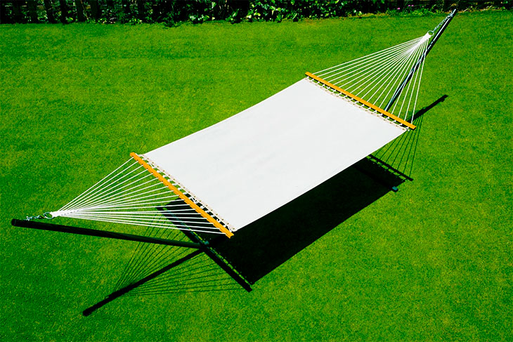 best double hammock with stand